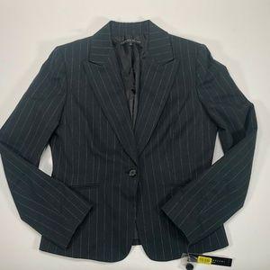 Antonio Melani Women's Blazer Jacket Black Busines